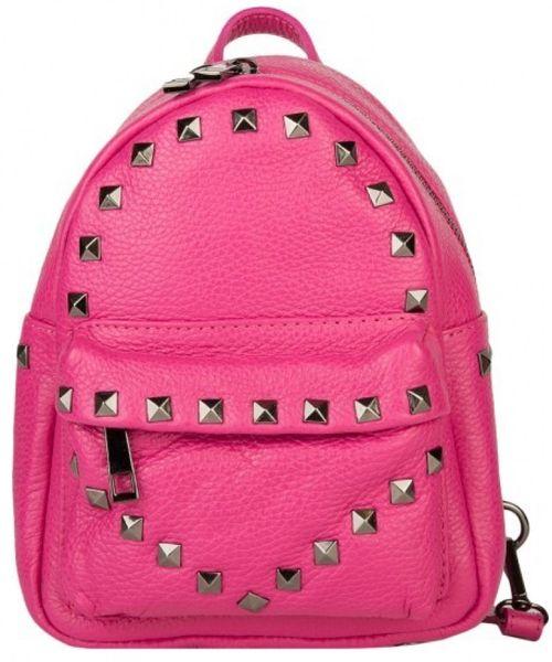 51e180a8b9 Giulia Monti dámský růžový batoh