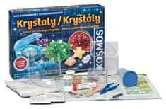 Kosmos Krystaly experimenty