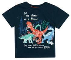 Boboli chlapecké tričko 68 modrá