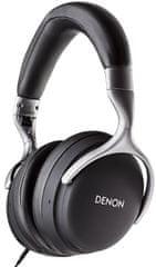Denon AH-GC30 bezdrátová sluchátka, černá