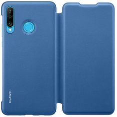 Huawei preklopna torbica za Huawei P30 Lite, modra