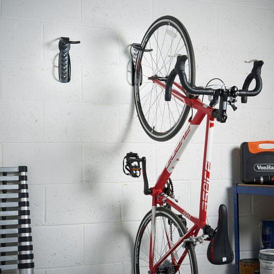 VonHaus 2 x vertikalen nosilec za kolo