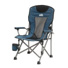 Qeedo otroški stol za kampiranje Johnny Junior, moder