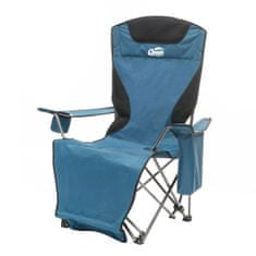 Qeedo stol za kampiranje Johnny Relax, moder