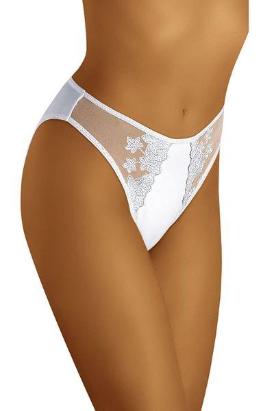 Wolbar Dámské kalhotky Hera white, bílá, M