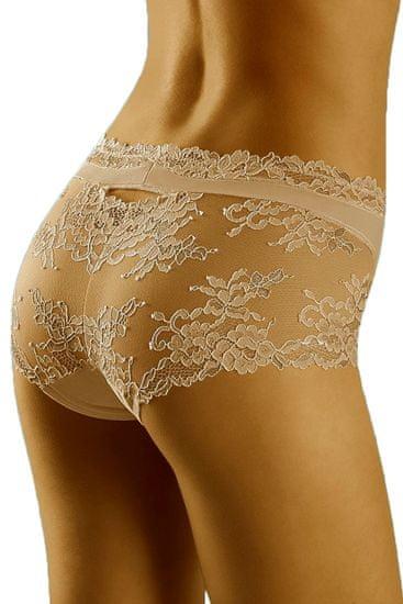 Wolbar Dámské kalhotky Luxa beige