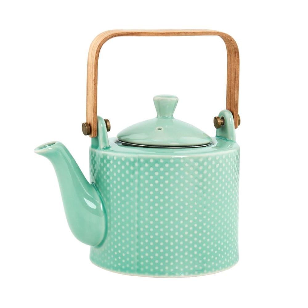 Butlers Konvička na čaj s dřěvěnou rukojetí
