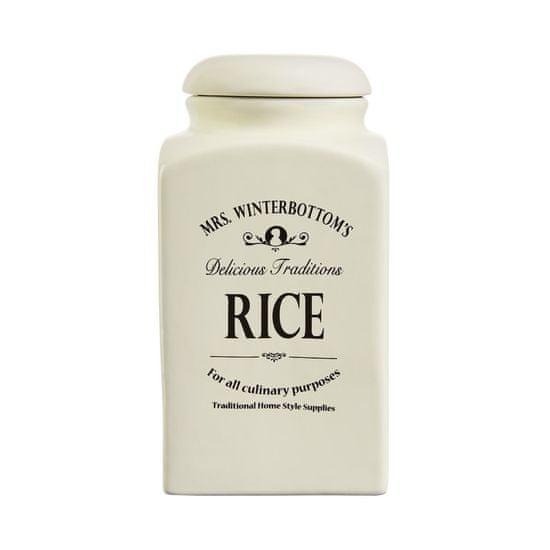 Butlers MRS WINTERBOTTOMS Dóza na rýži