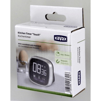 Hama Xavax Digitální kuchyňská minutka