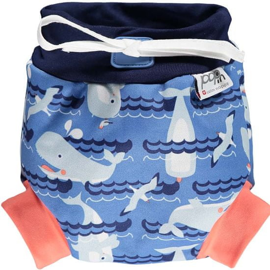 Pop-in Fürdőruha, bálna