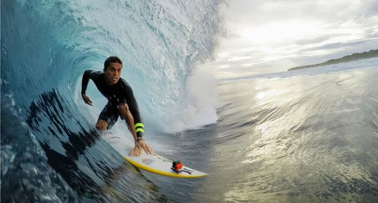 GoPro Surfboard Mounts (Tapadókorongos rögzítő) (ASURF-001)