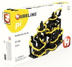 Hubelino Pi poligon s kockama XL, 246 komada