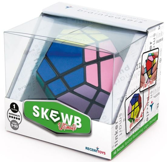 Recent Toys Miselna igra Skewb Ultimate