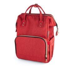 Canpol babies previjalna torba LADY MUM, rdeča