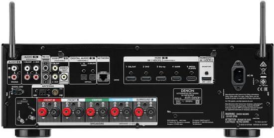 Denon AVR-S650H - rozbaleno