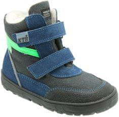 KTR fiú téli cipő 20 kék