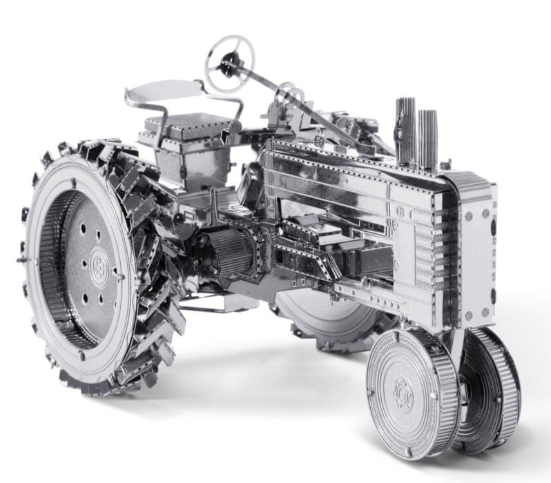 Metal Earth 3D puzzle Traktor