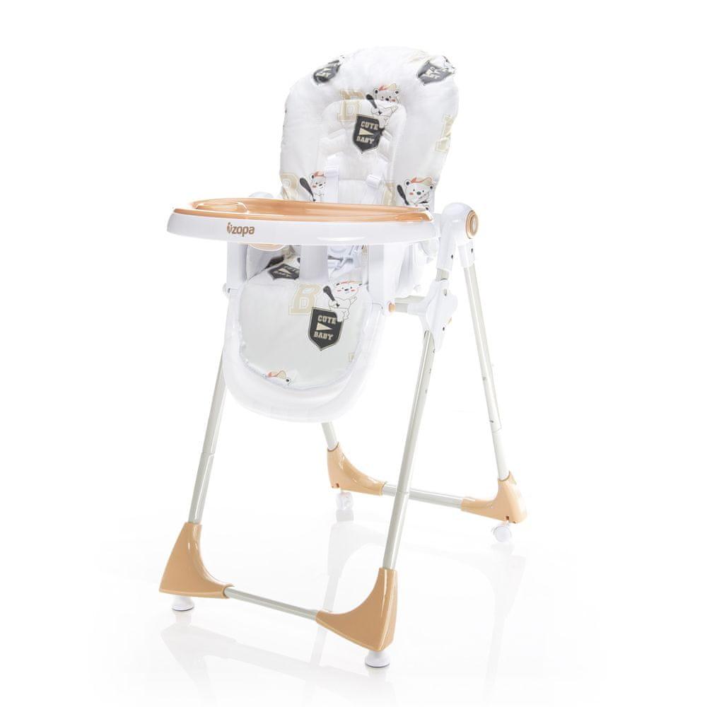 ZOPA Jídelní židlička MONTI, Baby