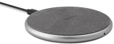 EPICO ładowarka bezprzewodowa 10W/7.5W/5W - czarny (z adapterem), 9915111900023