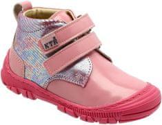 KTR lány bokacipő 20 rózsaszín
