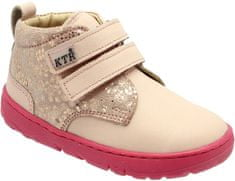KTR lány bokacipő 26 rózsaszín