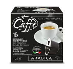 CAFFÉ CORSINI Arabica 16 kapslí