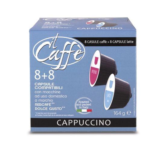 CAFFÉ CORSINI Cappuccino 16 kapslí