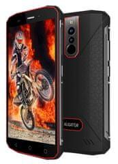 Aligator RX600 eXtremo, 2GB/16GB, černočervený - zánovní