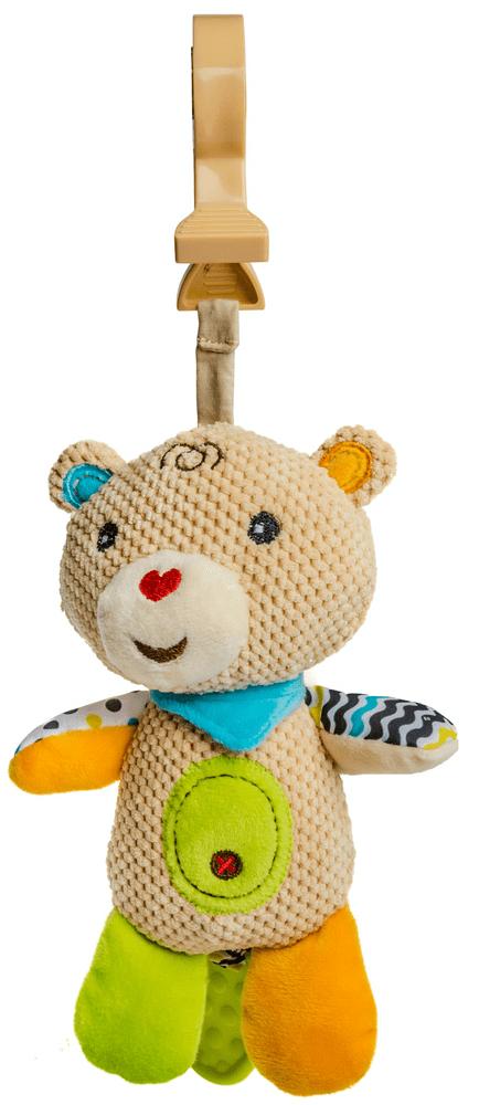 Fisher-Price Hudební zvířátko medvěd