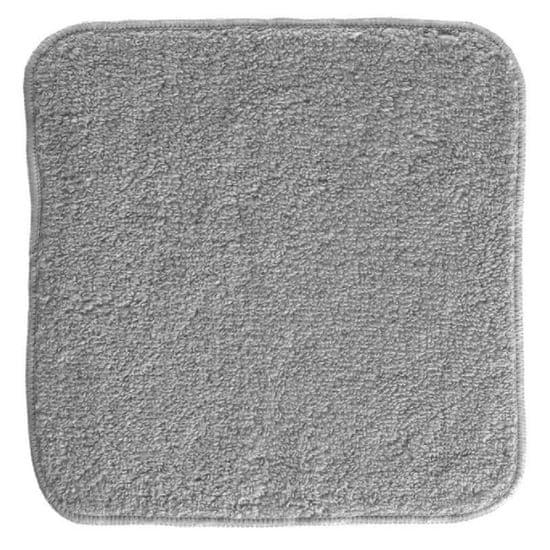 XKKO Organic, BIO bombažne brisačke, 21 x 21 cm, Silver, sive, 6 kosov