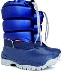 Demar Lucky A 29/30 Dětské sněhule Lucky A - modré