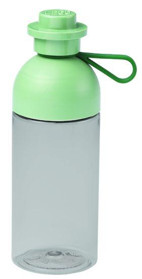 LEGO prozorna steklenica, 0,5-litrska, zelena