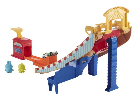 Hot Wheels Toy Story: Zgodba o igračah - na poti