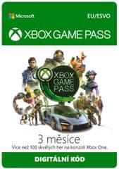 Microsoft Xbox Game Pass 3 měsíce (JPU-00086) - elektronicky