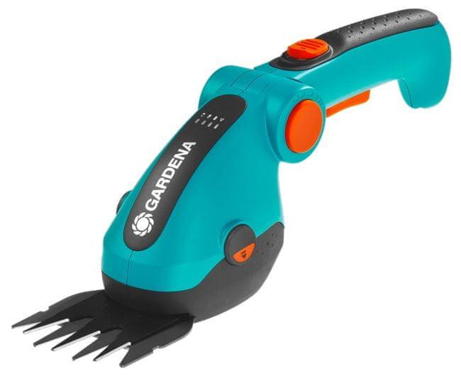 Gardena akumulátorové nůžky na trávu a keře ComfortCut 9857-20