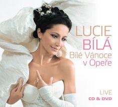 Bílá Lucie: Bílé Vánoce v Opeře LIVE - CD+DVD