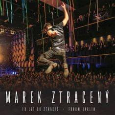 Ztracený Marek: 10 let od Ztrácíš - Forum Karlín - DVD