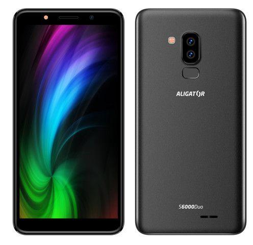 Aligator S6000 Duo, 1GB/16GB, černý - použité