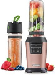 SENCOR SBL 7175RS Automatický mixér na smoothie Vitamin+ + exkluzivní záruka 6 let na motor