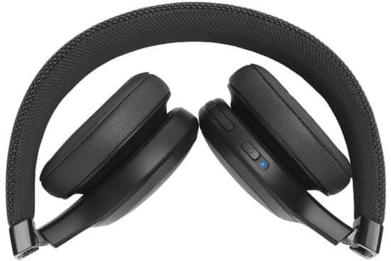 JBL LIVE 400BT slušalke, črne - Odprta embalaža