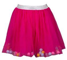 Happy Girls spódnica dziewczęca 146 różowa