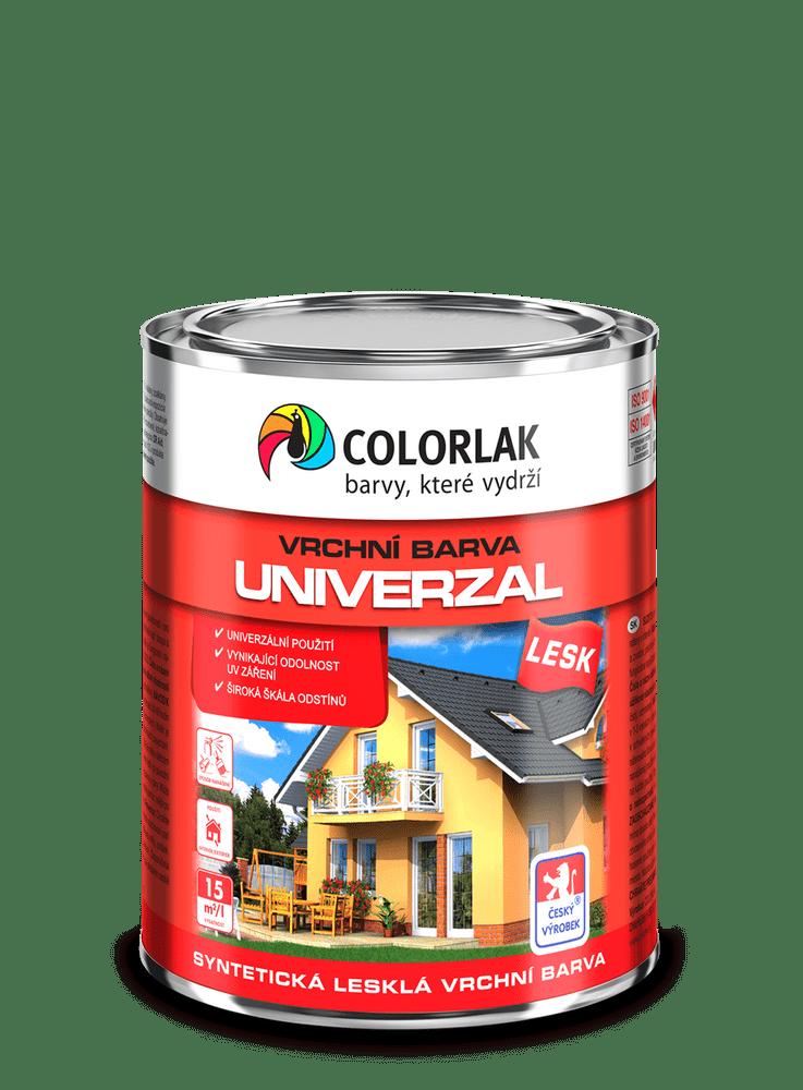 COLORLAK UNIVERZAL SU2013 - C5450 Zelená khaki, 0,6 L