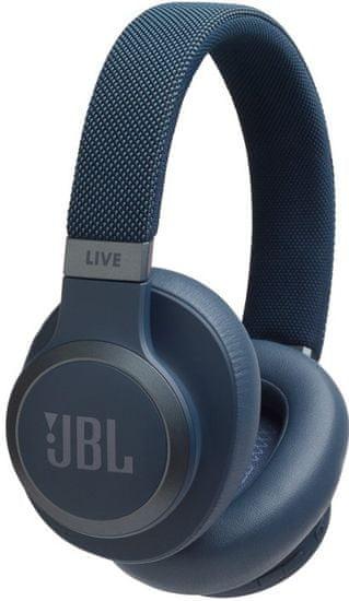 JBL LIVE 650BTNC bezdrátová sluchátka