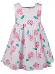 Happy Girls haljina za djevojčice, 104 roza