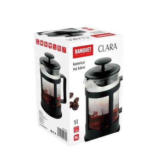 Banquet CLARA, posuda za kavu, 1 l