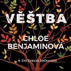 Benjamínová Chloe: Věštba (2x CD) - MP3-CD