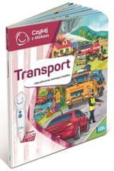 Albi Czytaj z Albikiem - Książka Transport