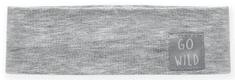 PINOKIO dětská čelenka Wild Animals 56 - 62 šedá