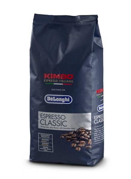 Kimbo DeLonghi zrnková káva Espresso Classic 1kg
