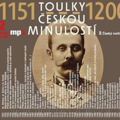 Toulky českou minulostí 1151-1200 (2x CD) - MP3-CD